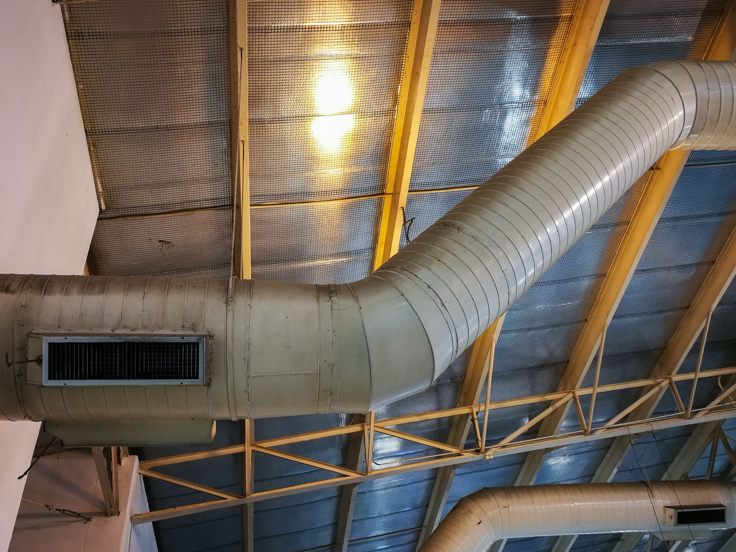 Commercial Air Ducts